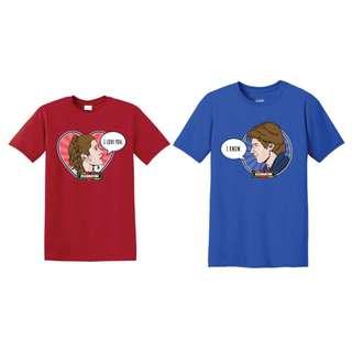 Han Leia Star Wars Couples T-Shirt