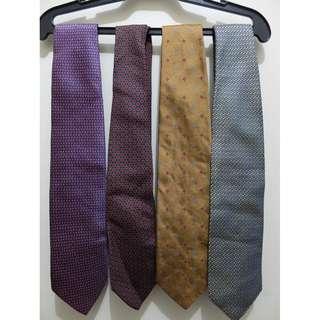 Branded Neck ties