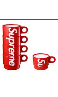 Supreme SS18 Stacking cup