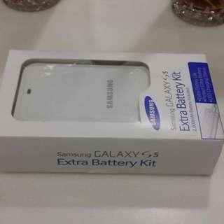 全新正版三星S5手機電池有單電同套裝二合一出售