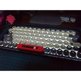 Lofree Kumamon Mechanical Keyboard