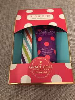 Grace Cole Hand Lotion and Nail File