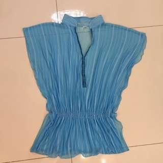 Brand new beach bikini chiffon blouse top - Free Size