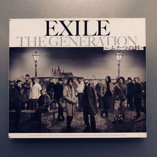 EXILE THE GENERATION 港台版