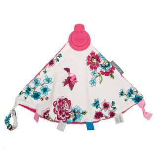 Cheeky Chompers Comfortchew Comforter- Anna Floral