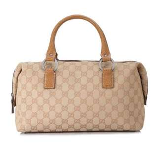 (限時三日) GUCCI Boston bag