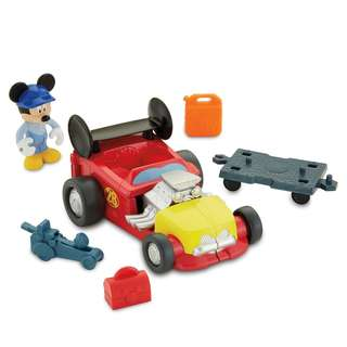 Mickey Mouse Fix It Station - Mickey and the Roadster Racers