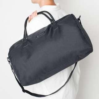 日本雜誌附贈 nano universe 旅行袋 三用袋 健身袋 (不包雜誌)