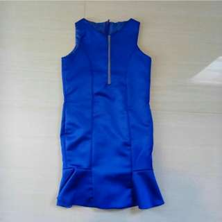 High quality dress (costum design dipenjahit)