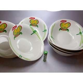dumex bowl 7pcs