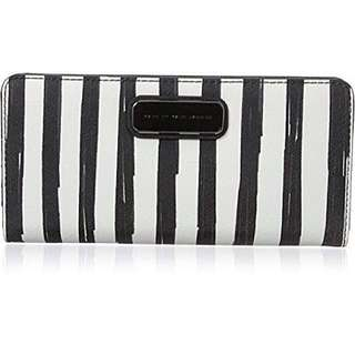 marc by marc jacobs sophisticato optical stripe MT tomoko wallet 長 銀包
