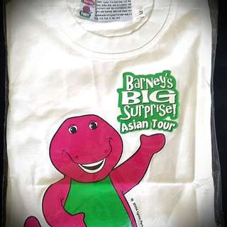 Barney's Concert T-Shirt