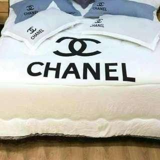 005 Chanel Bedsheet Set