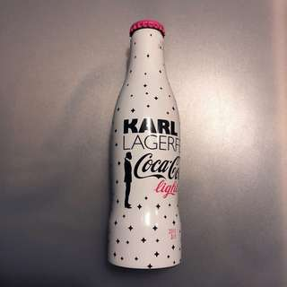 2011年限量版可樂 Diet Coke Limited Edition Collection by Karl Lagerfeld 3/3一支 無盒