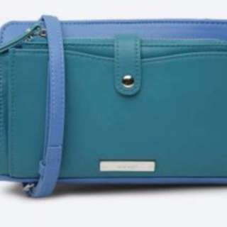 NEW: Authentic Nine West Table Treasures Sling Bag