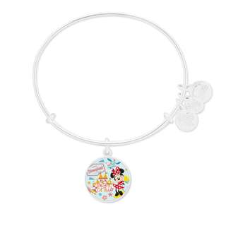 Minnie Mouse Bangle by Alex and Ani - Disneyland