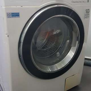 Samsung front load washer dryer