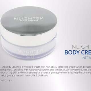 Body Cream instock