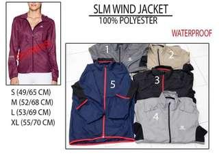 Branded SLM Wind Jacket