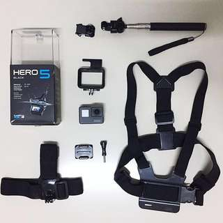 GoPro Hero 5 Black (Funsportz)