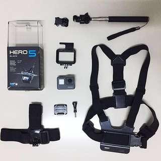 GoPro Hero 5 Black (Funsportz)