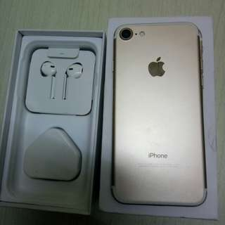 Apple Iphone 7 32Gb Gold Import set