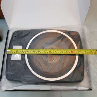 "10"" Underseat Subwoofer (New)"