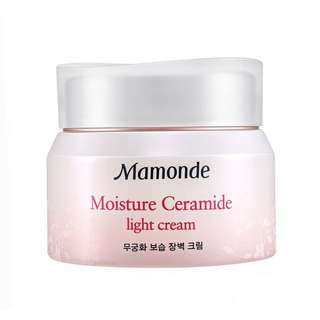 BNIB MAMONDE MOISTURE CERAMIDE LIGHT CREAM - 50ml RP$42