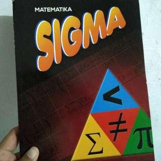Buku Rumus Matematika SIGMA untuk SMP