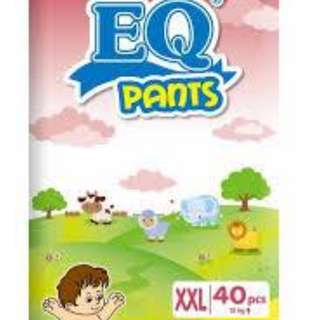 EQ Pants - XXX/40 pcs