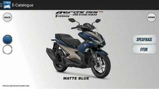 Promo Yamaha all series