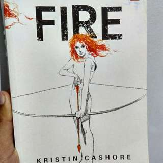Novel Fire oleh Kristin Cashore