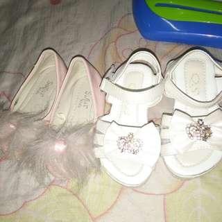 Shoe bundle for little princess