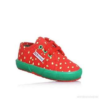 Superga Strawberry