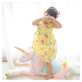 🎀INSTOCK - Cute Cinnamoroll Dress 🎀