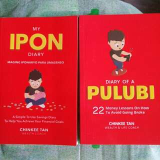 Ipon Diary and Diary of A Pulubi