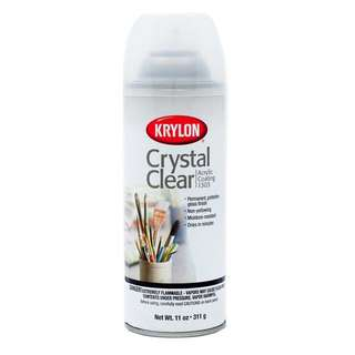Krylon Crystal Clear Coating Spray