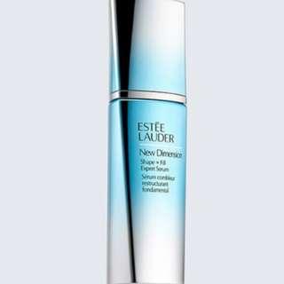 Estee lauder shape + fill expert serum
