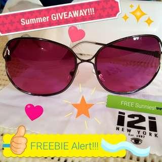 🆓️GIVEAWAY Alert / FREEBIE Alert / FREE Item / FREE Sunnies/Specs!🕶