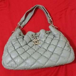 Chanel Lambskin Leather