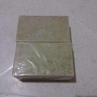 Organic MORINGA SOAP (malunggay)
