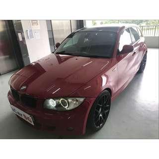 BMW 120i Hatchback Auto M-Sport 5dr