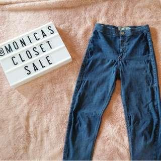 TopShop: Joni Denim Jeans Pants