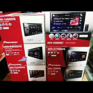 Head Unit Pioneer Audio [ Ada Pilihan ]