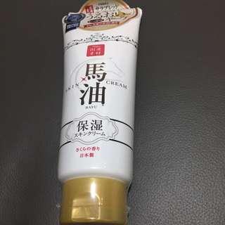 Skin cream 200g 马油