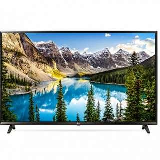 """LG 43UJ6300  43"""" UHD 4K HDR Smart TV UJ63 Series 電器堡🏰平過大型電器鋪*限時優惠*全新行貨📱只要輸入任何型號電器即時為你提供最優惠價格🏅保證平過各大連鎖電器行"""
