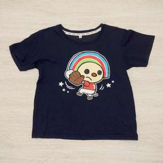 全新童裝/ OPEN醬棒球T恤