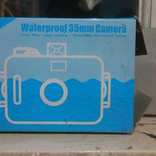 Aquapix Waterproof Camera