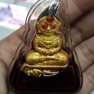 Top edition phra ngang Luang Ta Ruam lucky fortune love success