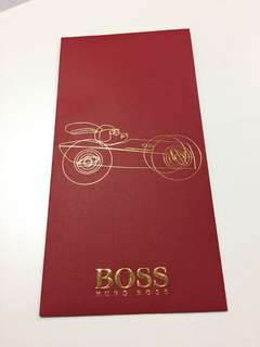Hugo Boss Red Packet 1pc